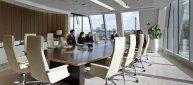 spotkanie biznesowe w siedzibie firmy
